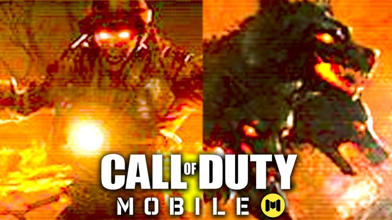 Call of Duty Mobile ZOMBIES is HERE… (NEW COD Mobile Zombies Gameplay) thumbnail