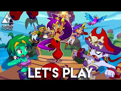 Shantae: Half Genie Hero Gameplay - Let's Play (Nintendo Switch)