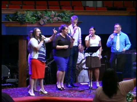 Open Door Apostolic Worship Music – Group – At the cross