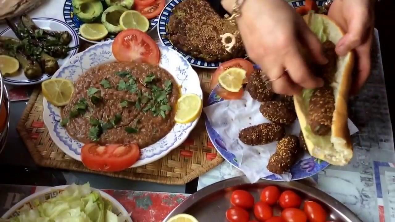 Cuisine orientale gyptienne liban el foul el falafel rapide youtube - Cuisine orientale facile ...