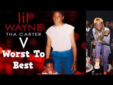 Worst To Best: 'Tha Carter V' By Lil Wayne (Tracklist Ranked)