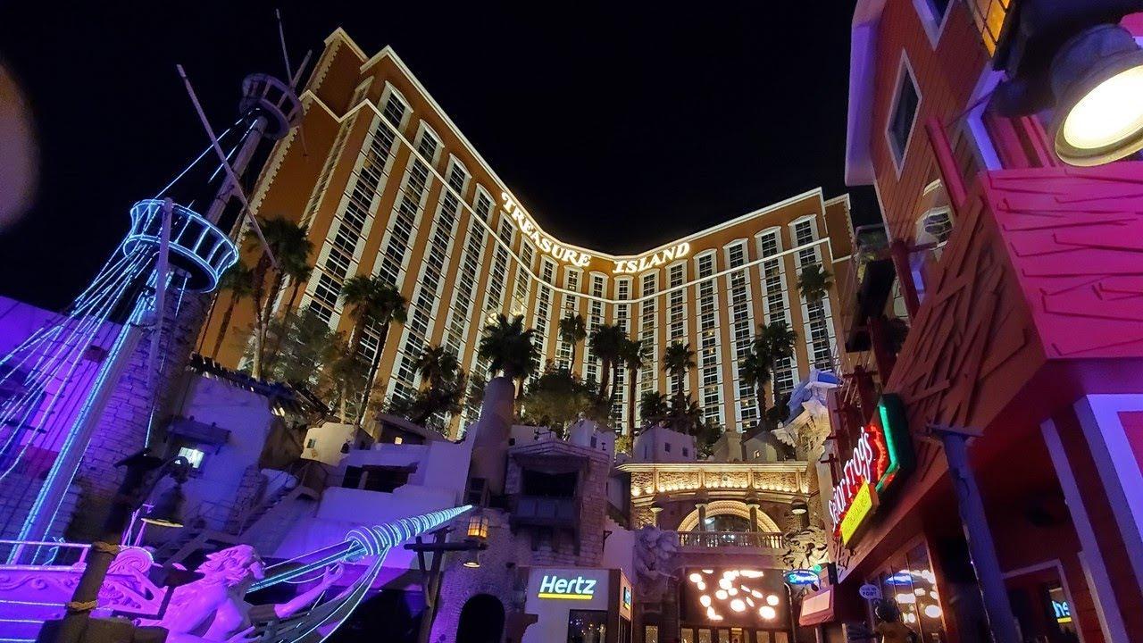 Midnight In Treasure Island Ti Hotel Casino 2019 Youtube