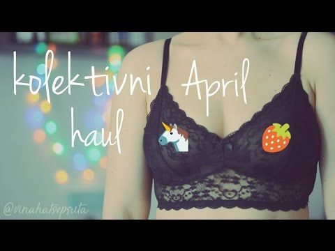 KOLEKTIVNI HAUL APRIL: ALEXANDAR COSMETICS, LILLY DROGERIE,