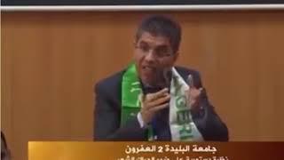 الپروفيسور رضا دغبار خبير في القانون الدستوري يلخص كل شيء للحالة السياسية التي تمر بها الجزائر