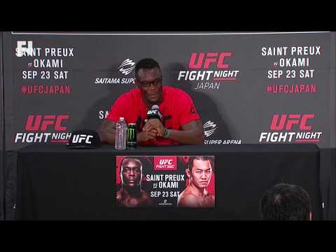 Thumbnail: UFC Fight Night Japan: Ovince Saint Preux on Von Flue choke - Attack My Head, Get Submitted
