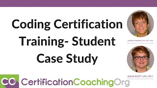 Coding Certification Training — Student Case Study