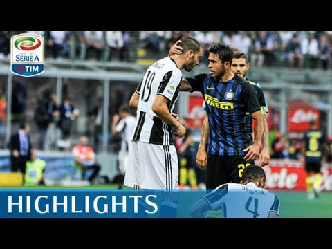 Inter - Juventus - 2-1 - Highlights - Giornata 4 - Serie A TIM 2016/17