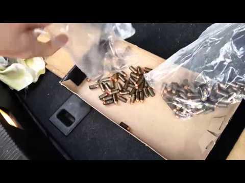 Патроны холостые пистолетные OZKURSAN 9 мм - YouTube