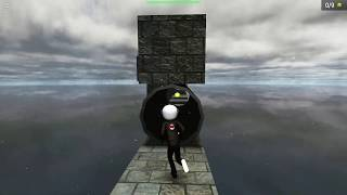 Featured Game | Paradoxed's 3 Stage Obby - HiberWorld (FREE Games Online)