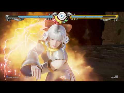 Soulcalibur VI [Steam]: Ranked Battles With Blanche (CaS!Amy) & Amy (6/27/19)