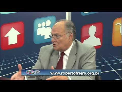 MC  Roberto Freire parte 01 HD