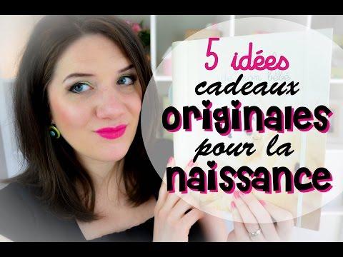 Idee Cadeau Naissance.5 Idees Cadeaux Originales Pour La Naissance D Un Enfant