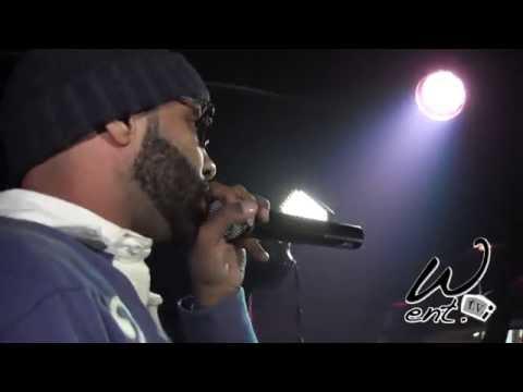 Joe Budden - Live At ICONS FairFax VA Only On W.A.S.T.E TV