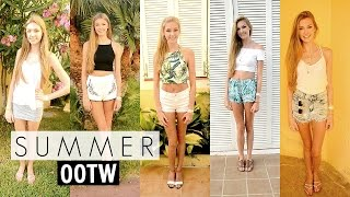 Summer Outfits Of The Week- OOTW