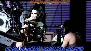 UN DIA DE SUERTE-dj julio new sound-ALEJANDRA GUZMAN.avi