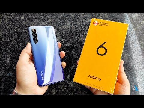 Realme 6 Review in English and Unboxing with Gaming, camera test & more!