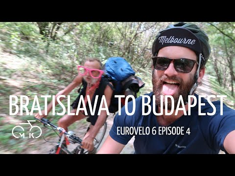 CYCLING THE DANUBE - Episode 4 | BRATISLAVA TO BUDAPEST