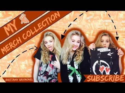 5 Seconds of Summer 5SOS Merch Collection 2016!!!