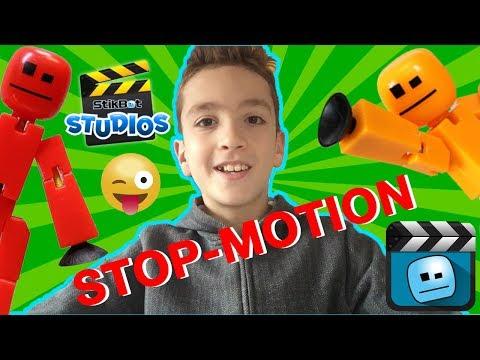 Как да си направим? - Stop Motion Анимация със StikBot Studio Pro