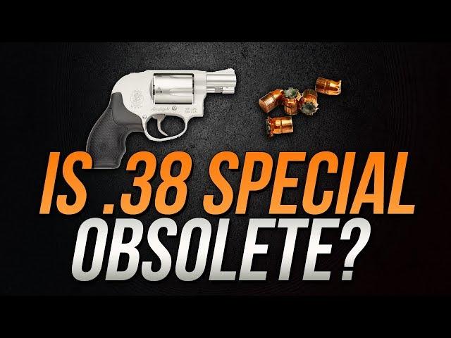 Is .38 Special Obsolete? .38 spl Black Hills 125gr +P JHP Gel Test