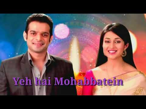 Yeh Hai Mohabbatein Full Title Song||WhatsApp Status|| Romantic Song|| Raman Ishita Love Song