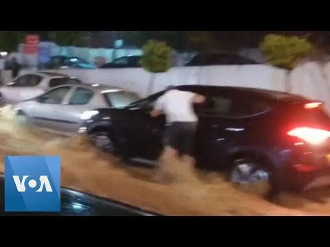 Algeria: Flash Floods Drench Capital, Airport