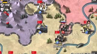 European war 4 Napoleon 2. Bölüm Australia dağıldı