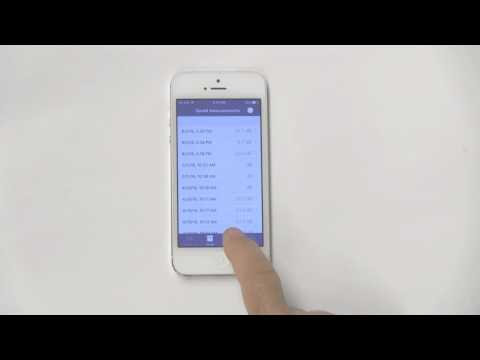 NIOSH Sound Level Meter app for iOS devices