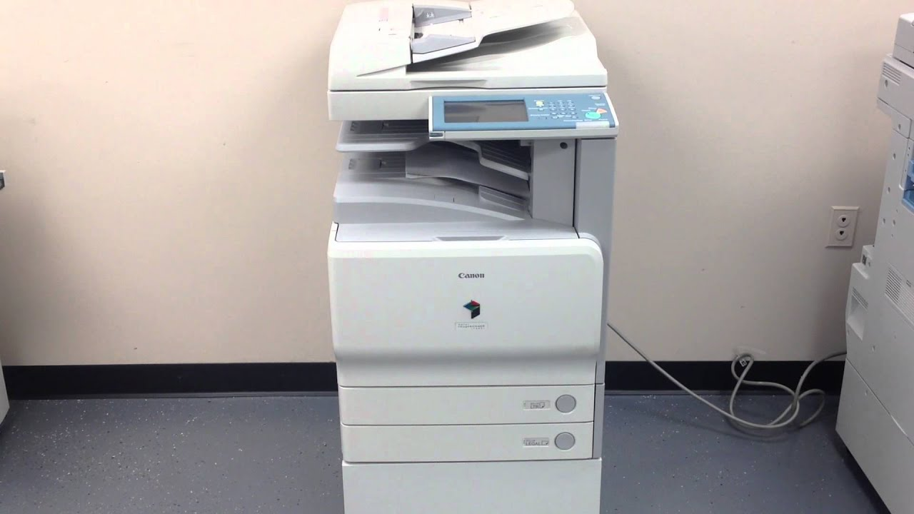 Canon imageRUNNER C Driver Download - Canon Europe