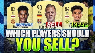 FIFA 20 WHAT PLAYERS TO SELL!? TRADING TIPS! FIFA 20 Ultimate Team