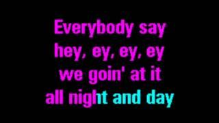 Nelly Furtado Big Hoops Instrumental/Karaoke Version