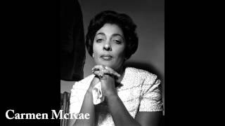 Carmen McRae - Spring Can Really...