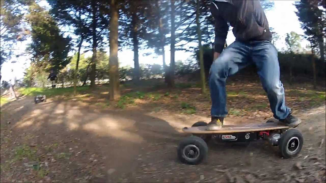 electric skateboard skateboard lectrique cross1000 by evo skate youtube. Black Bedroom Furniture Sets. Home Design Ideas