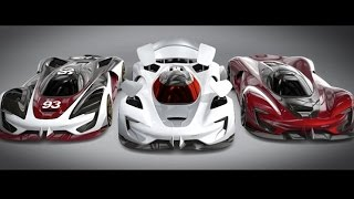 Fiat reveals 650mph supercar powered by AIR