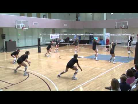 Discover a Hitting Drill from John Dunning! - Volleyball 2016 #11