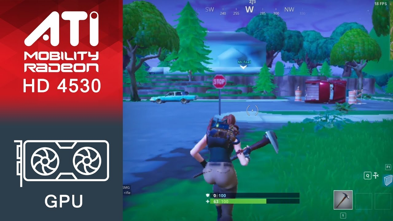 fortnite gameplay ati mobility radeon hd 4530 - amd radeon hd 6750m 512 mb fortnite