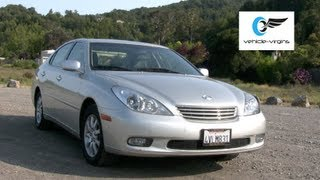 2003 Lexus Es300 Test Drive and Review