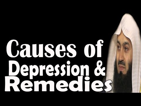 How To Get The Real Taste Of Happiness Removing Depression | Mufti menk