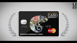 Cash Passport - Foreign Currency For Overseas & Online.