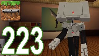 Minecraft: PE - Gameplay Walkthrough Part 223 - SCP-PSX (iOS, Android)