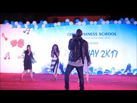 "GIBS Fresher's Party - ""PARICHYA2k17"" - Top 10 MBA Colleges in Bangalore"