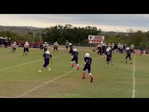 Luna Middle School vs Rayburn. San Antonio, Tx Football
