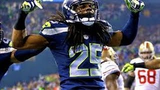Richard Sherman Ultimate Highlights |