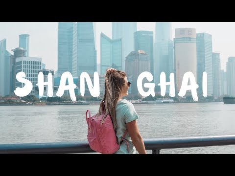 ONE DAY IN SHANGHAI | TRAVEL VLOG