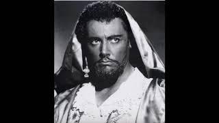 Mario del monaco esultate live otello 1958 met. audio hq