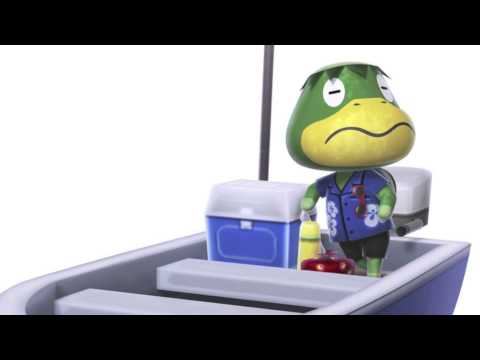Animal Crossing: New Leaf- Kapp'n's Song