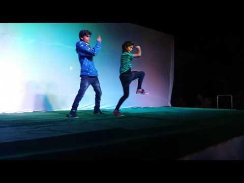 Aashiqui 2 mashup hip hop dance Komal and Deepak basita