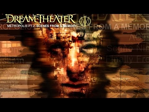 Dream Theater - Metropolis Pt. 2: Scenes From A Memory [Full Album/Lyrics]