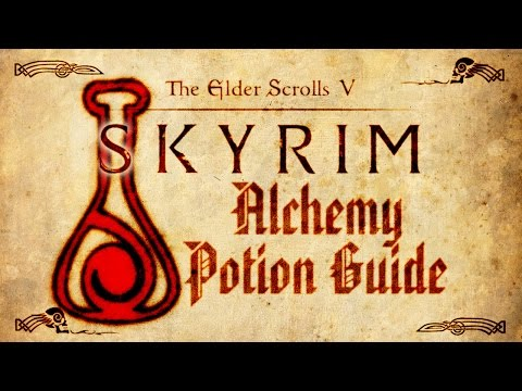 Skyrim - Alchemy Potion Guide