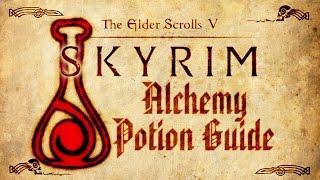 Skyrim - Alchemy Potion Guide